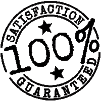 Jas Patrick 100% Satisfaction Guarantee
